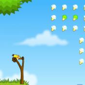 Angry birds Мороженое
