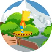 Барт Симпсон против нечисти