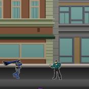 Бег Бэтмена