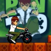 Бен 10 гонщик