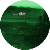 Бен 10 воздушный удар