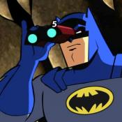 Бэтмен найди отличия