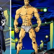 Бэтмен Новый наряд