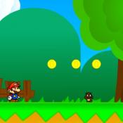 Бумажный мир Марио