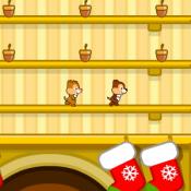 Чип и Дейл В погоне за орехами