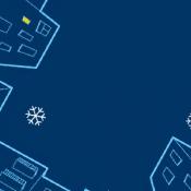Джонни Кетч и снежинки