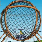Гомер в шаре смерти