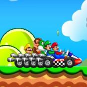 Гонка Супер Марио