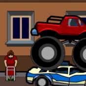 Гонки Monster Truck