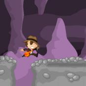 Индиана Джонс в пещере