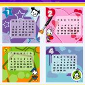 Календарь Микки Мауса