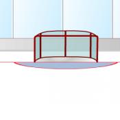 Хоккейный поединок