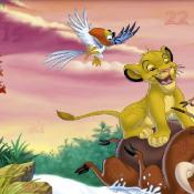 Король Лев поиск чисел