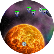 Космическое вторжение
