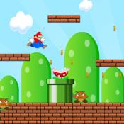 Марио бегун
