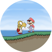 Марио битва делюкс