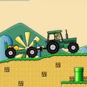 Марио на тракторе 2