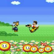Марио пчелиная оборона