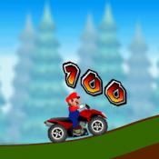 Марио поездка на квадроцикле