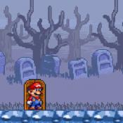 Марио призрачный остров