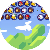 Марио пузыри
