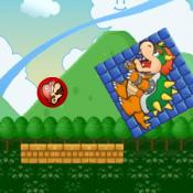 Марио шар и кубики