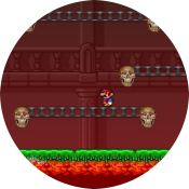 Марио темные подземелья