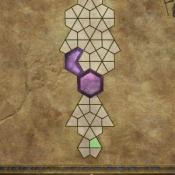 Мозайка в гробнице