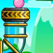 Мяч в трубу