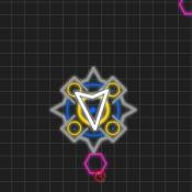 Неоновая защита базы 2