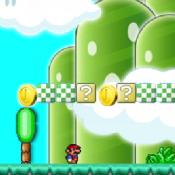 Новый флеш Марио