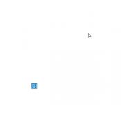 Одинокий квадратик