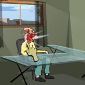 Офисный безумец 3