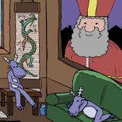 Опаздывая к Рождеству
