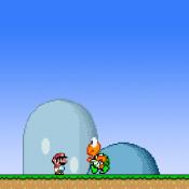 Отскакивающий Марио
