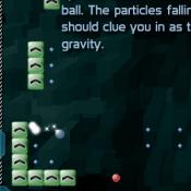 Отскок с гравитацией