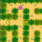 Pacman в джунглях