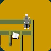 Пиксельный лабиринт