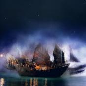 Пиратский салют