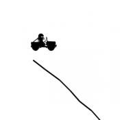 Подпрыгивающий джип