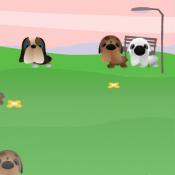 Потерялся щенок