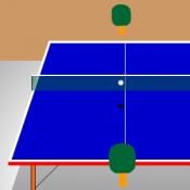Простой настольный теннис