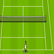 Простой теннис