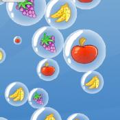 Пузыри с фруктами