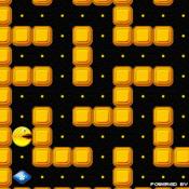 Разноцветный Pacman