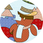 Рождественские заплатки