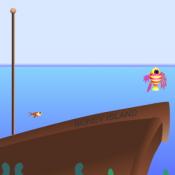 Рыбка ищет сокровища
