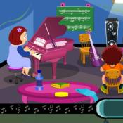 Сбеги с занятий по музыке