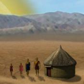 Семья фермеров