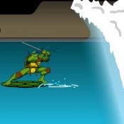Серфинг с Донателло